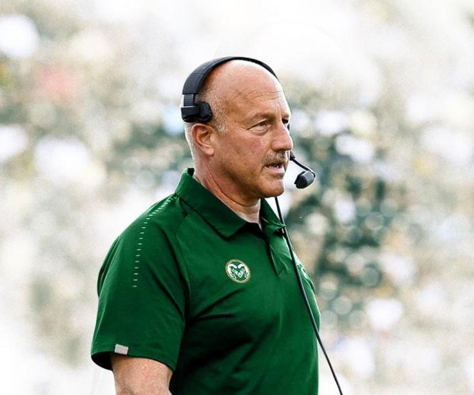 Colorado State hires Steve Addazio as head football coach