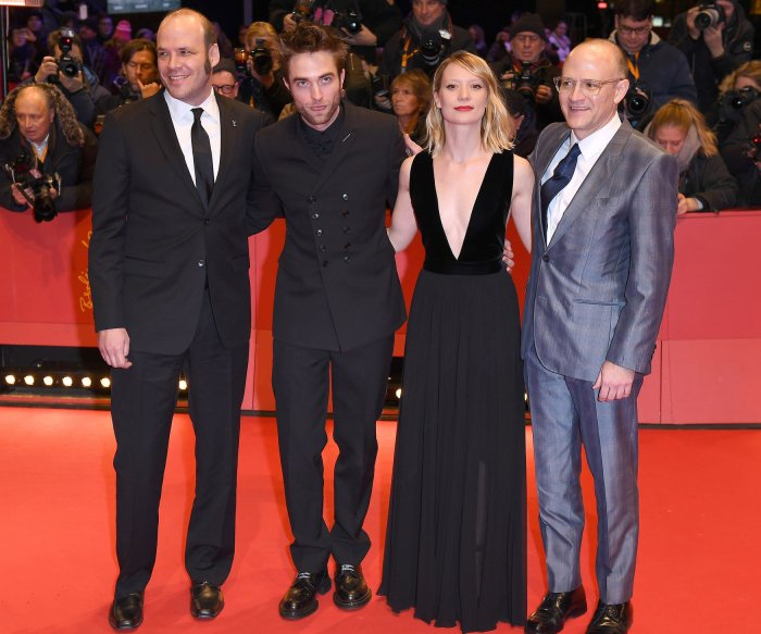 Moments from the Berlin Film Festival