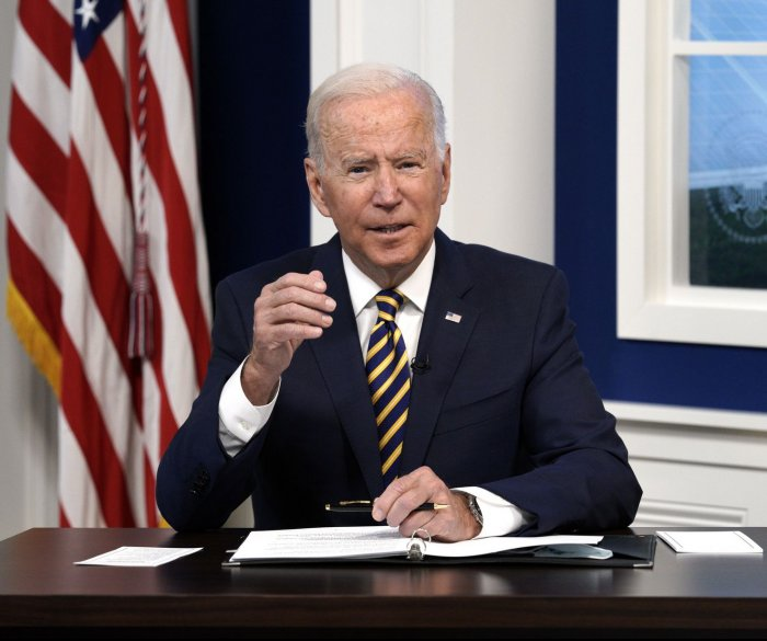Biden holds 2nd climate summit with aim of cutting emissions by 2030