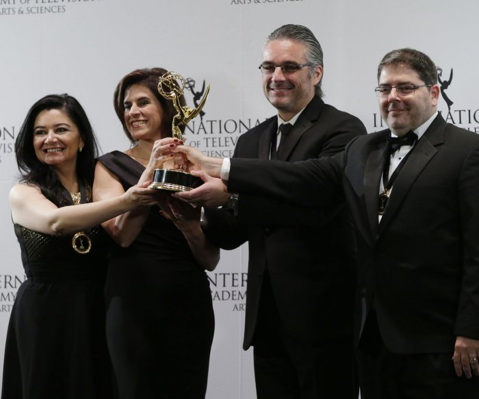 International Emmy Awards 2015