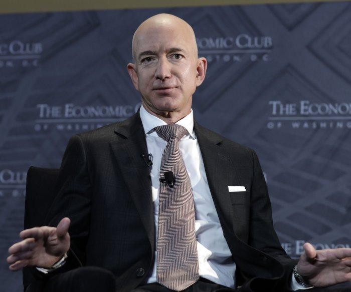 Amazon pledges to net zero carbon emissions by 2040