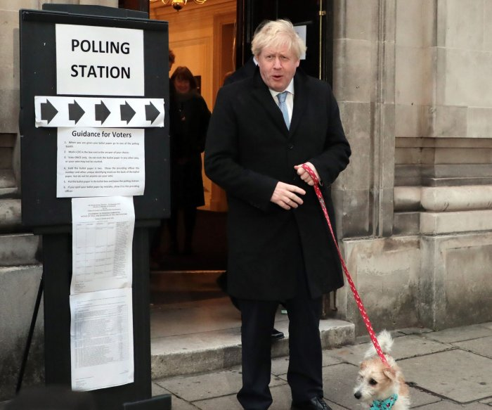 British election: Johnson, Corbyn battle for PM; 'Brexit' on ballot