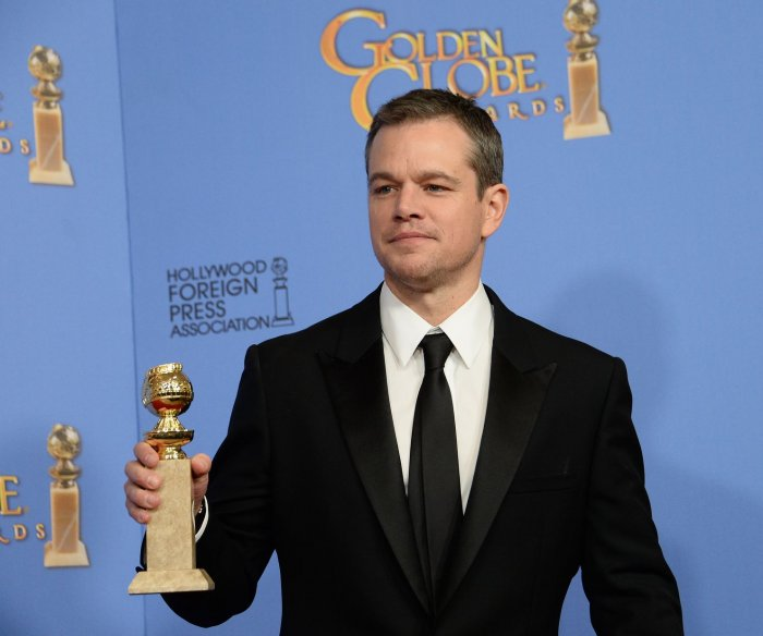 Matt Damon turns 50: a look back