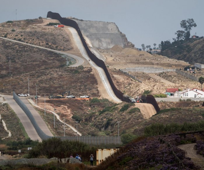 Pentagon redirects $2.2B in border wall spending to military projects