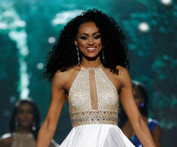 Kara McCullough, Miss District of Columbia, wins Miss USA title