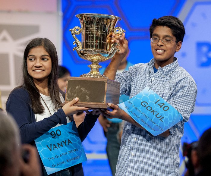 2015 Scripps National Spelling Bee