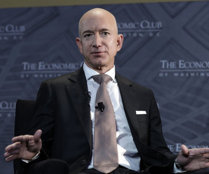Amazon pledges to net zero carbon emissions by 2040