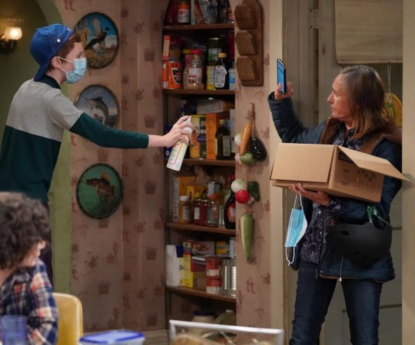 'The Conners' cast addresses COVID-19 pandemic in Season 3
