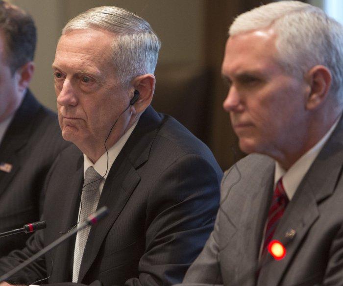Mattis presses Congress for $30B defense hike