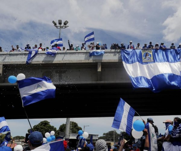 Black, indigenous rights activists fight for place in Nicaragua's opposition
