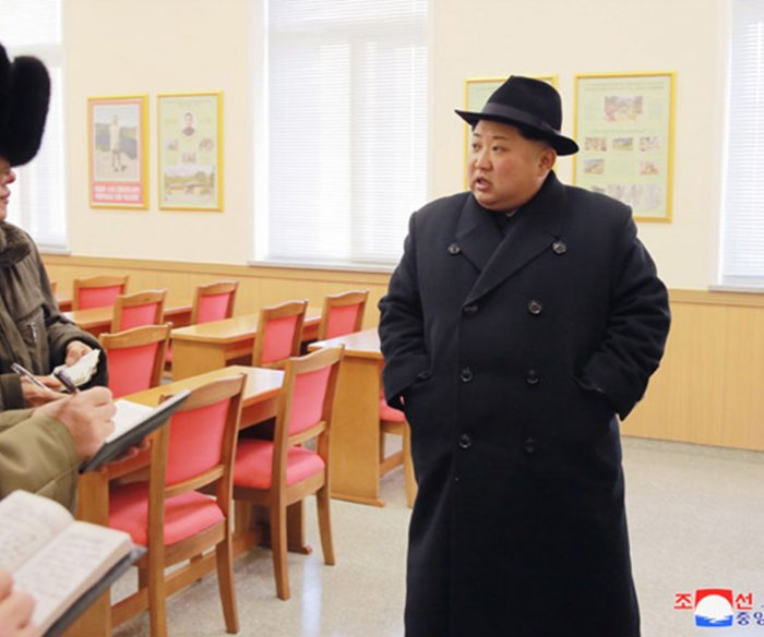North Korea calls for 'second phase' construction in Samjiyon County