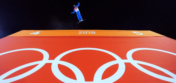 2018 Winter Olympics: Moments from skiing