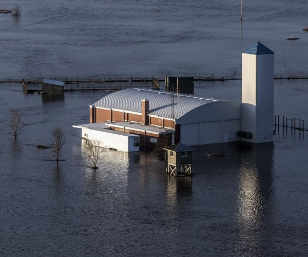 Spring forecast calls for major or moderate flooding in 25 states