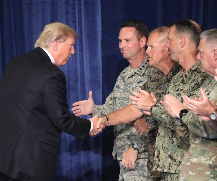 Trump's Afghan strategy hailed in Kabul, GOP ranks; Dems skeptical