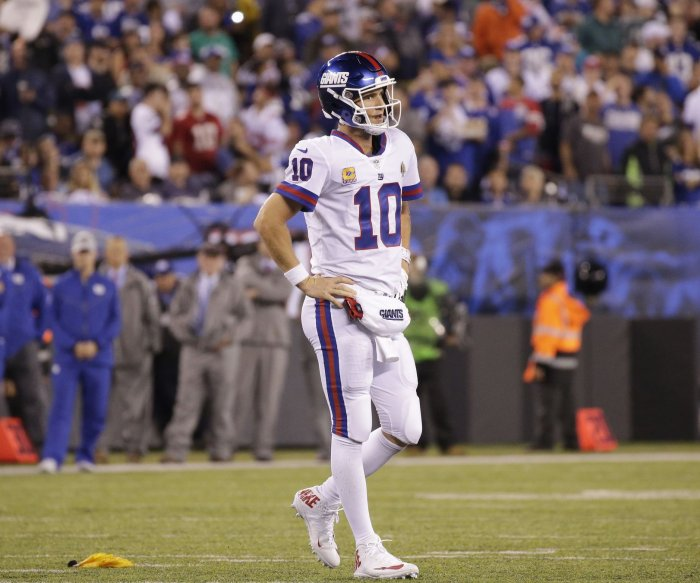 Falcons beat Giants on MNF behind 56-yard Tavecchio FG