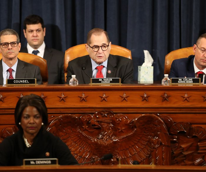 House judiciary committee approves 2 articles of impeachment