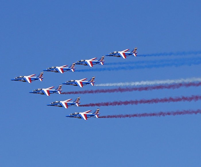 New aircraft take flight at International Paris Air Show