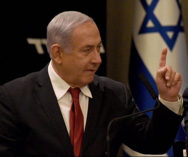 Gantz's party keeps slim lead over Netanyahu's near end of vote count