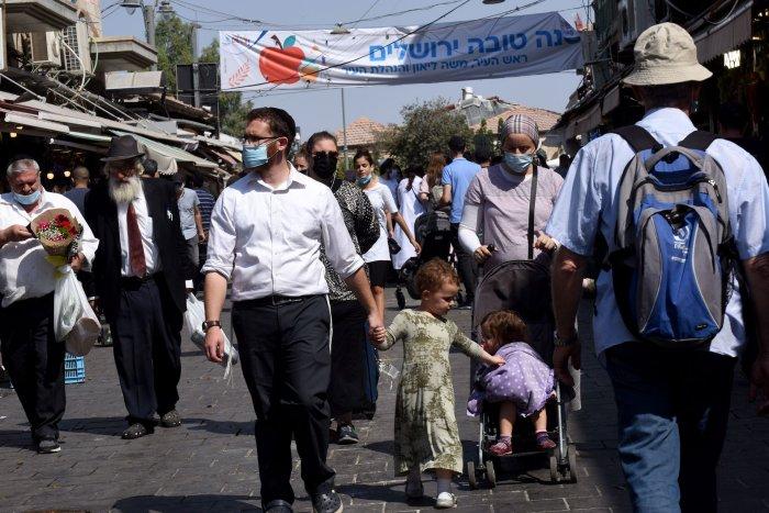 Jersaleum prepares for Rosh Hashana