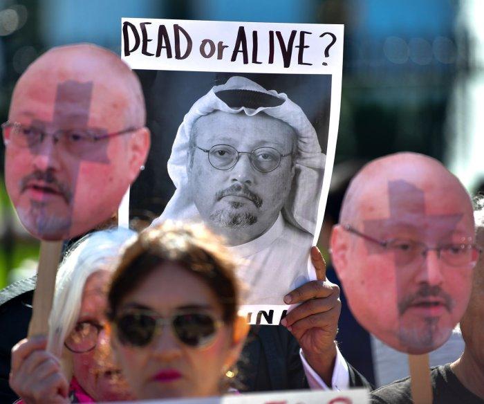 Saudi Arabia confirms journalist's death