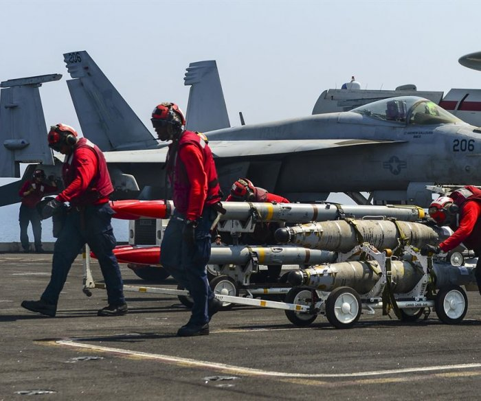 U.S.-led coalition denies citizens killed in airstrikes in Syria