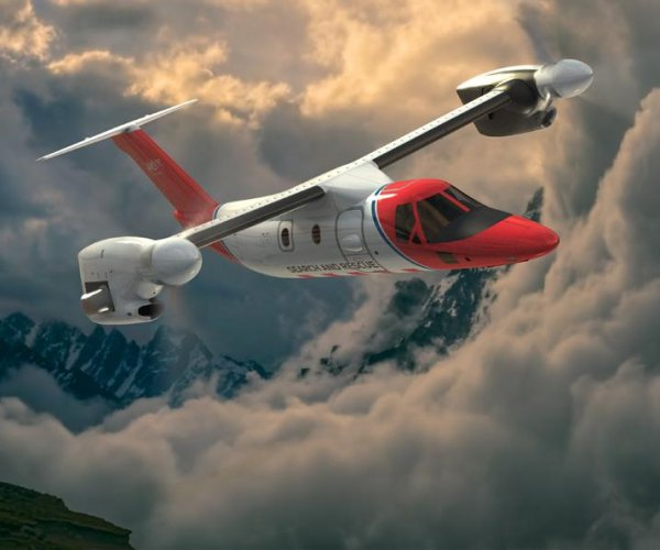 Industry sees potential for civilian model of plane-chopper hybrid