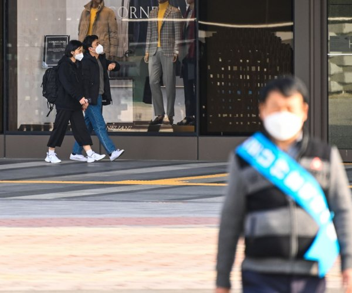 500 new coronavirus cases in South Korea as total nears 1,800