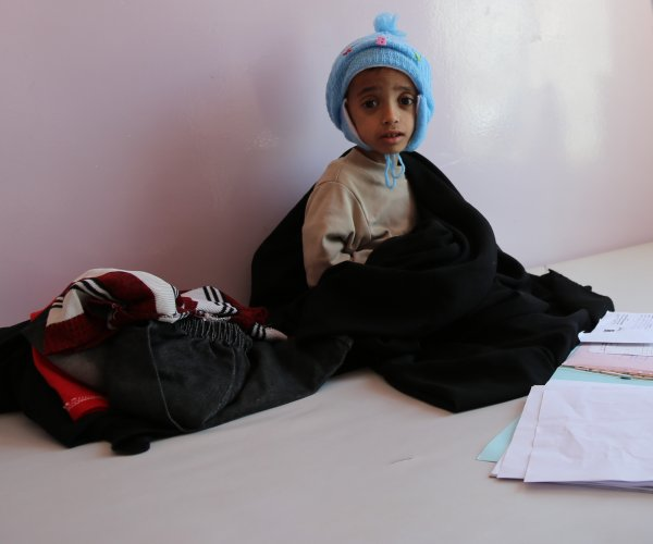 Hunger, disease has killed 85,000 children in Yemen, study says