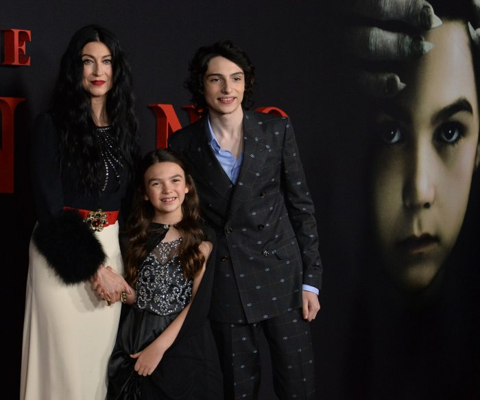Finn Wolfhard attends 'The Turning' premiere in LA