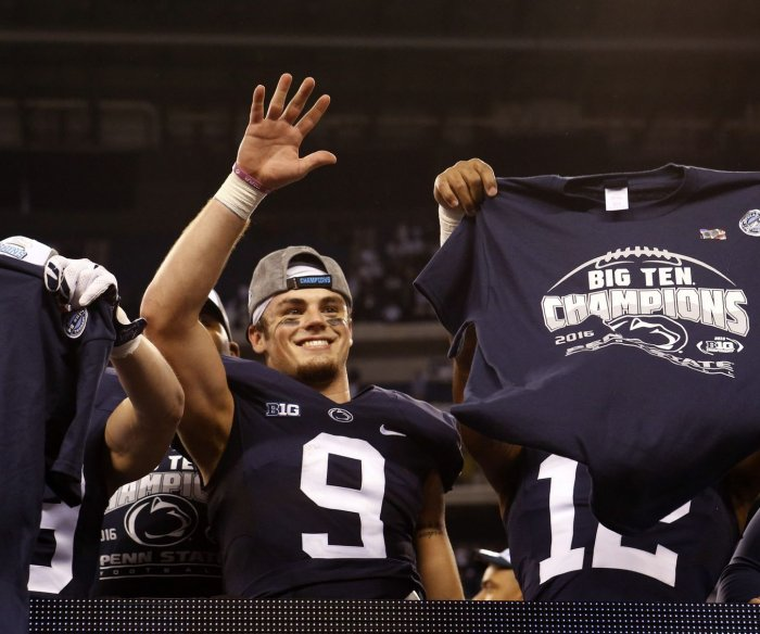 Penn State tops Wisconsin to win Big Ten Championship