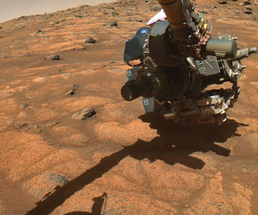 NASA offers new website to look at Mars rover images