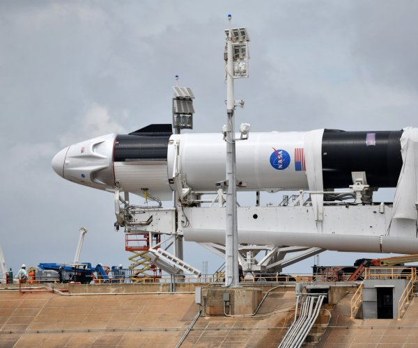 NASA, SpaceX ready for astronauts' historic launch from U.S.