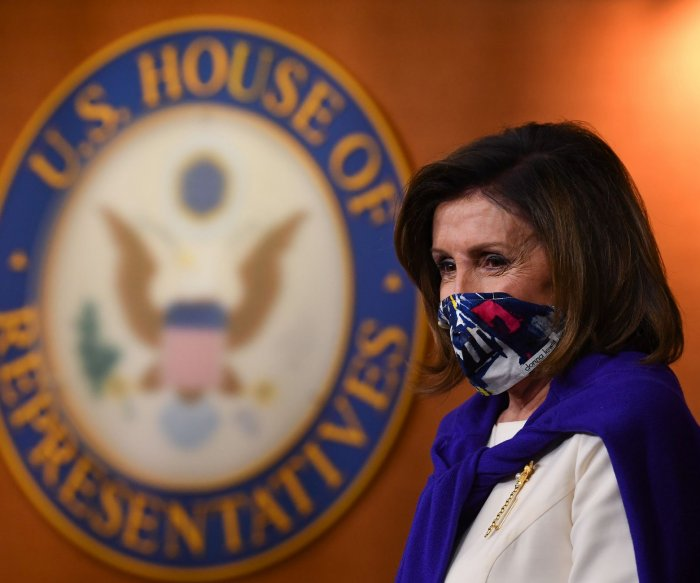 House Republicans sue Pelosi to block voter proxy amid pandemic