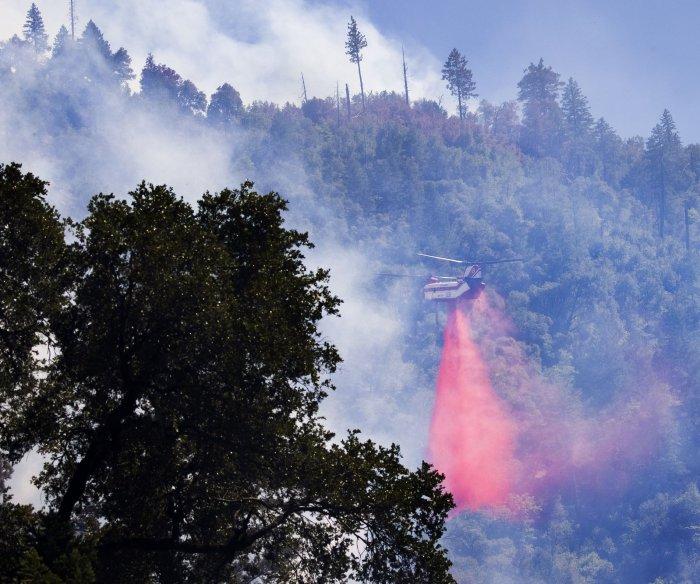 322,502-acre Dixie Fire burns through historic California mining town