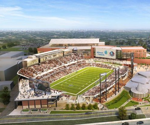 NFL Hall of Fame plans assisted living, treatment center