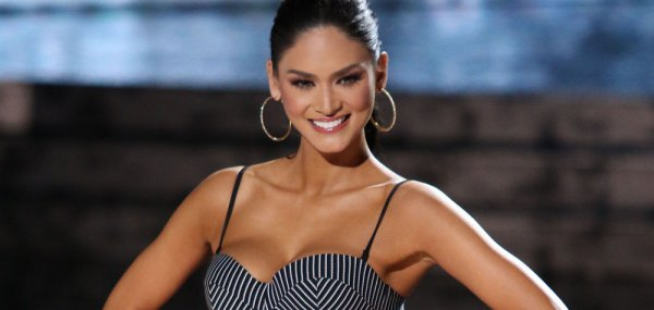 Miss Universe 2015 swimsuit competition