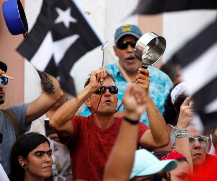 Puerto Ricans return to streets; candidates call for Rosselló's resignation