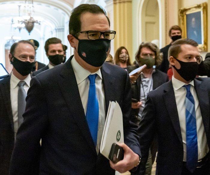 House postpones stimulus vote after Pelosi, Mnuchin meeting
