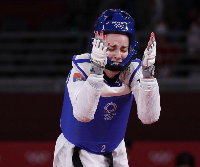 Tokyo Olympics: Moments from taekwondo