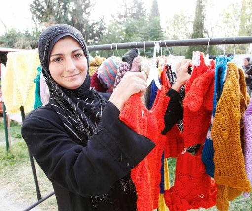 Political empowerment not a priority for Syrian refugee women
