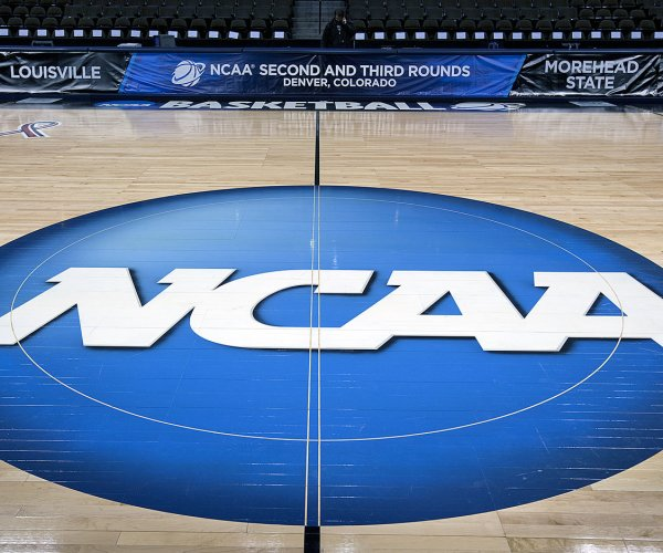 NCAA March Madness bracket, schedule