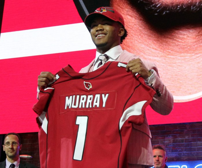 Kyler Murray picked No. 1 overall in 2019 NFL Draft