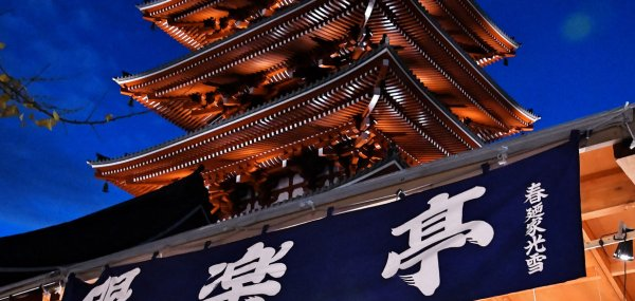 Traditional battledore market 'Hagoita Ichi' opens in Tokyo