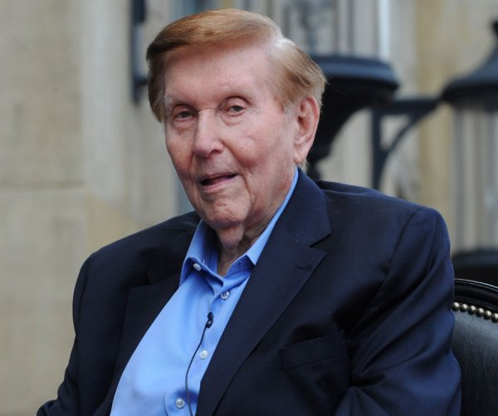 Billionaire media mogul Sumner Redstone dies at 97