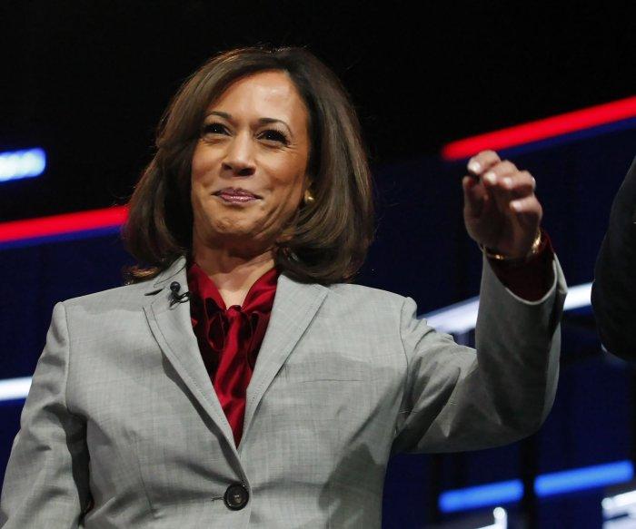 Joe Biden chooses Sen. Kamala Harris as running mate