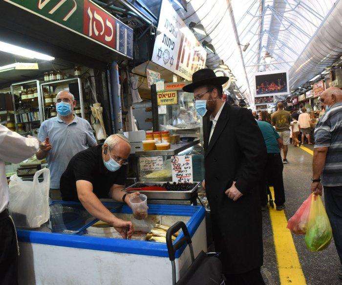 COVID-19 puts damper on Rosh Hashana, Jewish holiday season