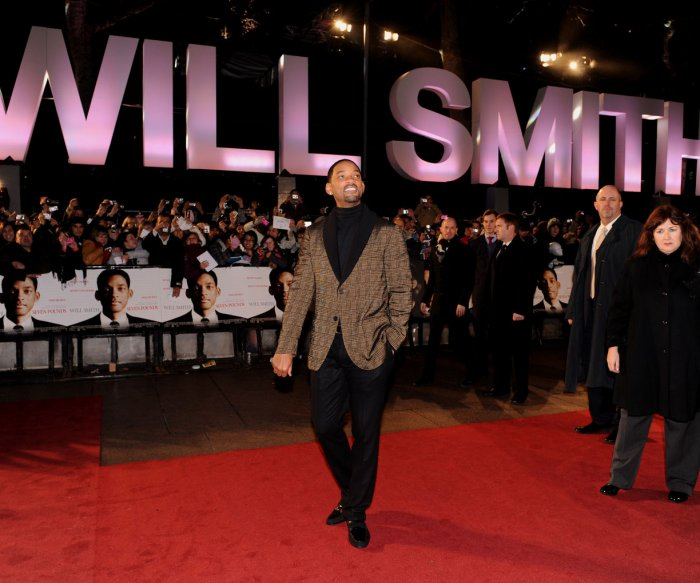 Moments from Will Smith's career