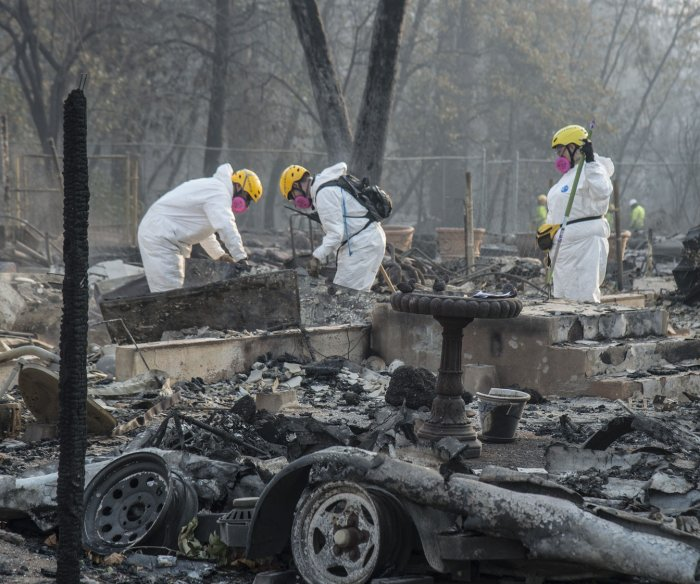 Wildfires can poison drinking water; cities need to upgrade codes