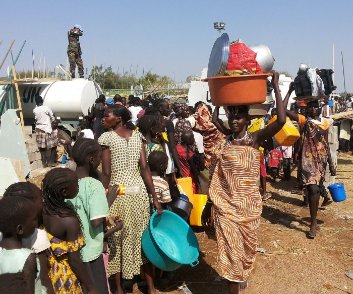 Famine declared in South Sudan; U.N. says more than 5M at risk