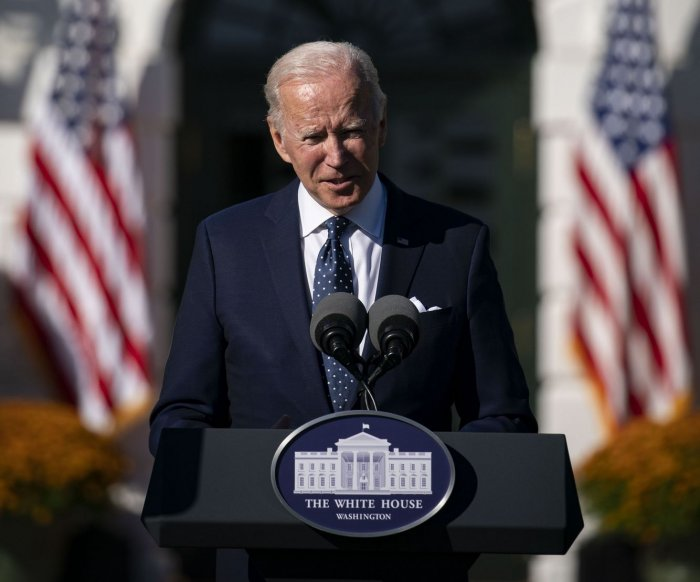 Biden returns to Pa. hometown to sell infrastructure bill